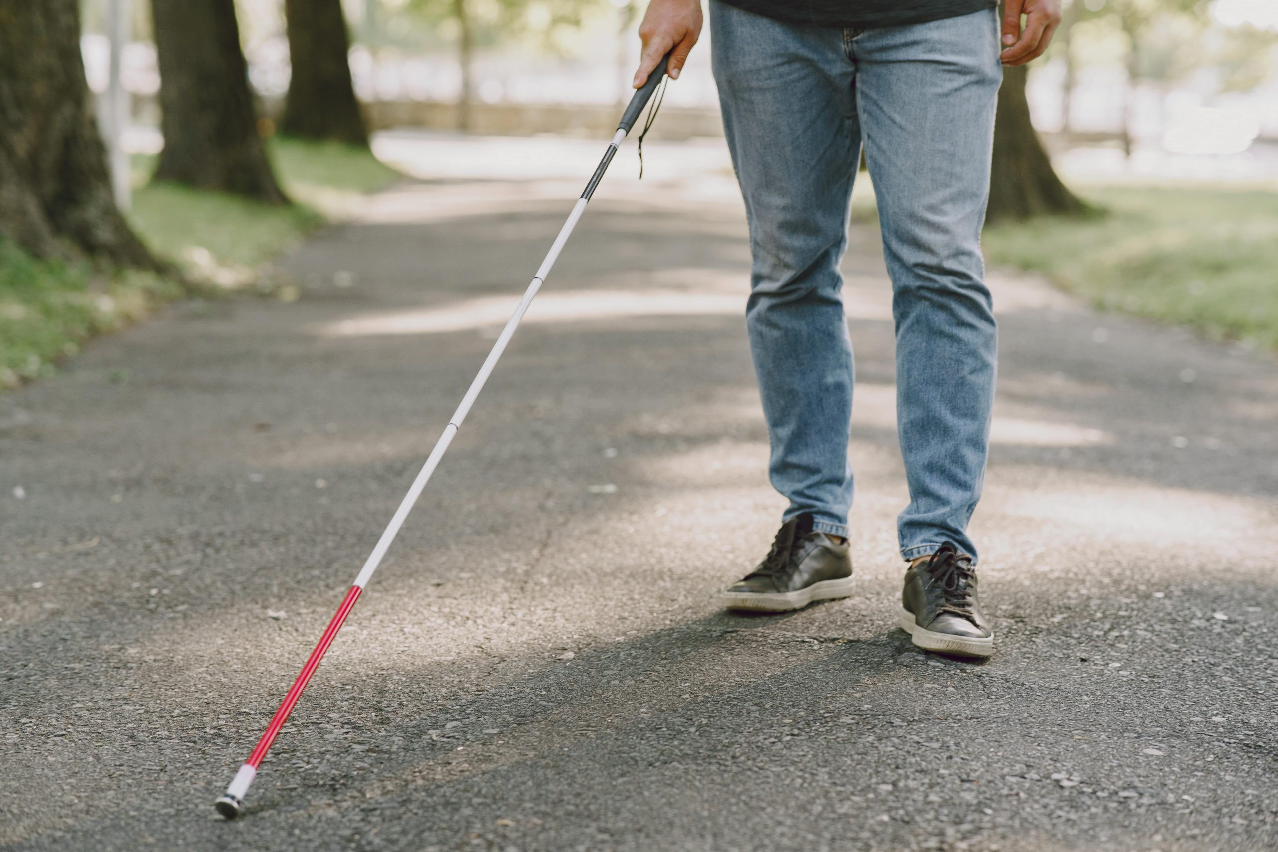 Legally blind and low vision   Low Vision Specialist Blog