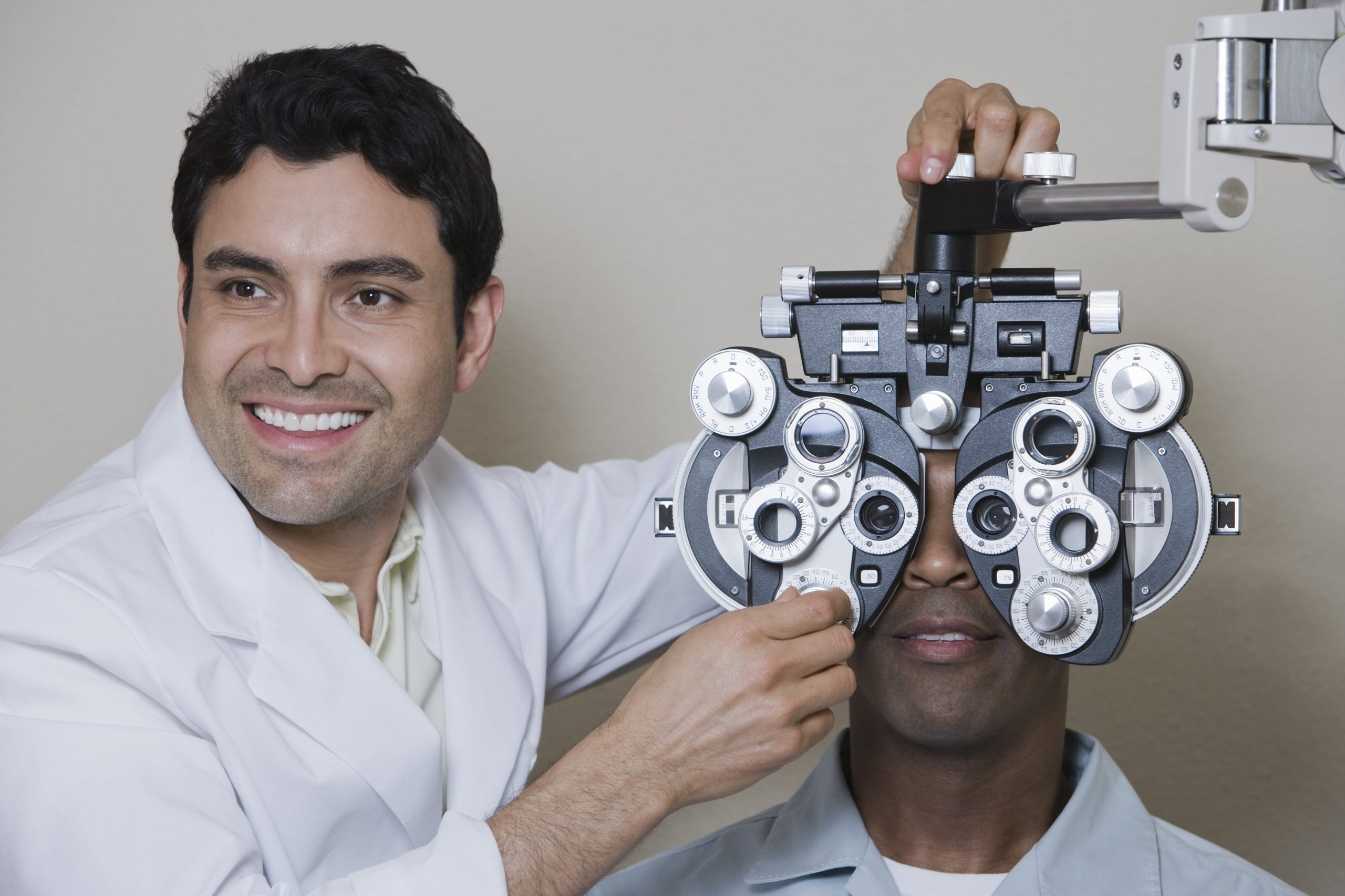 Central vision loss treatment