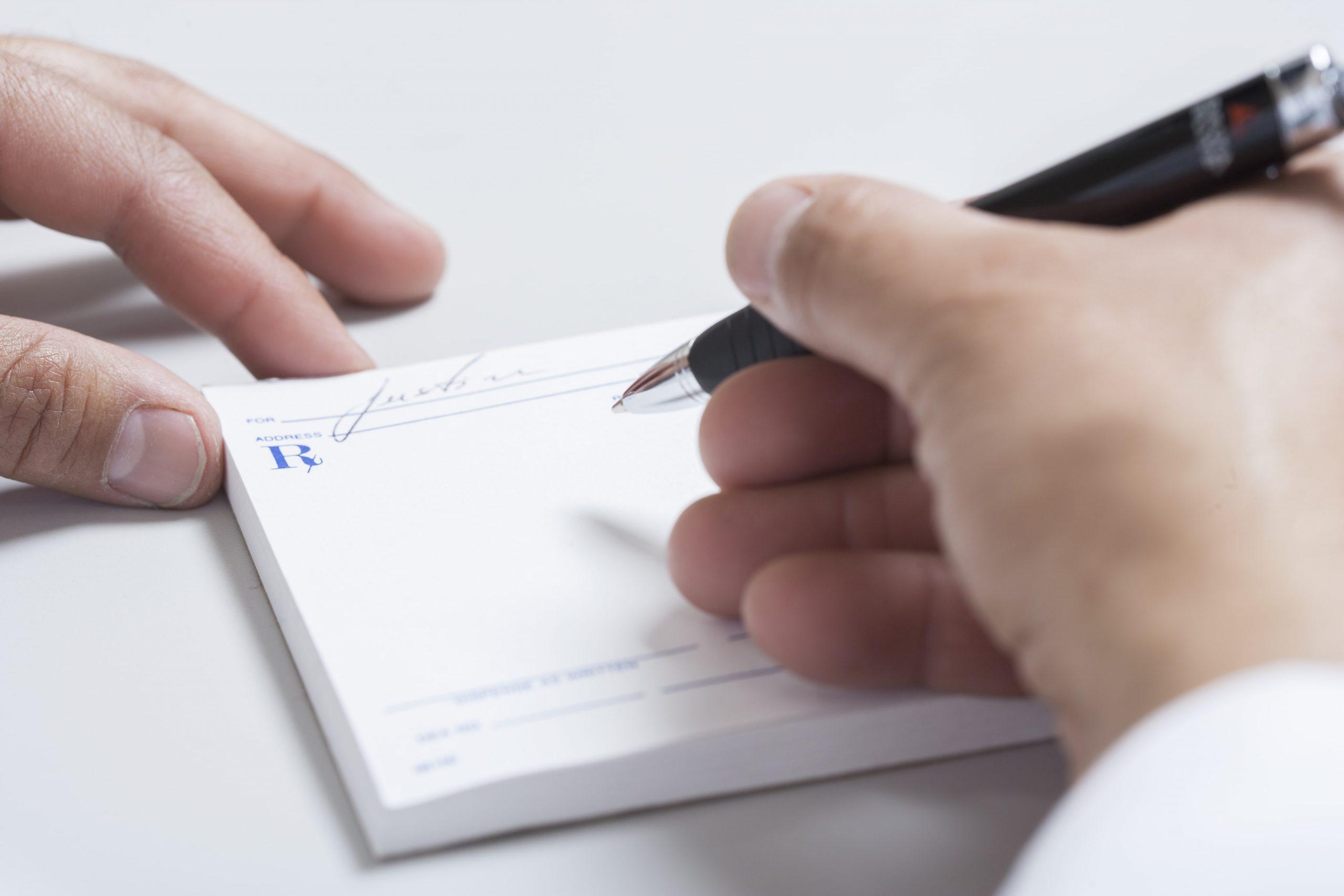 Doctor prescription for CBD Glaucoma - Low Vision Aids