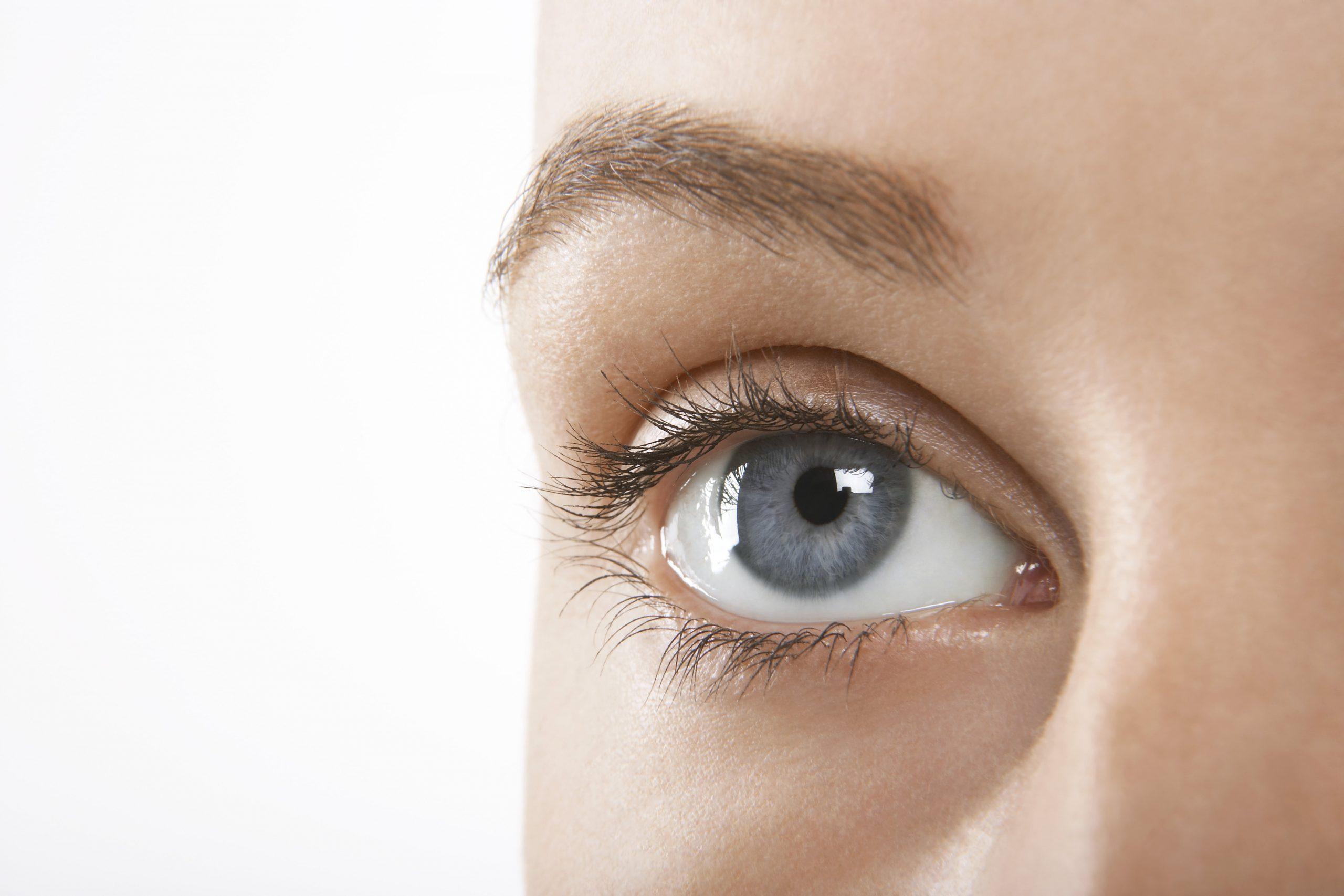 Central vision loss