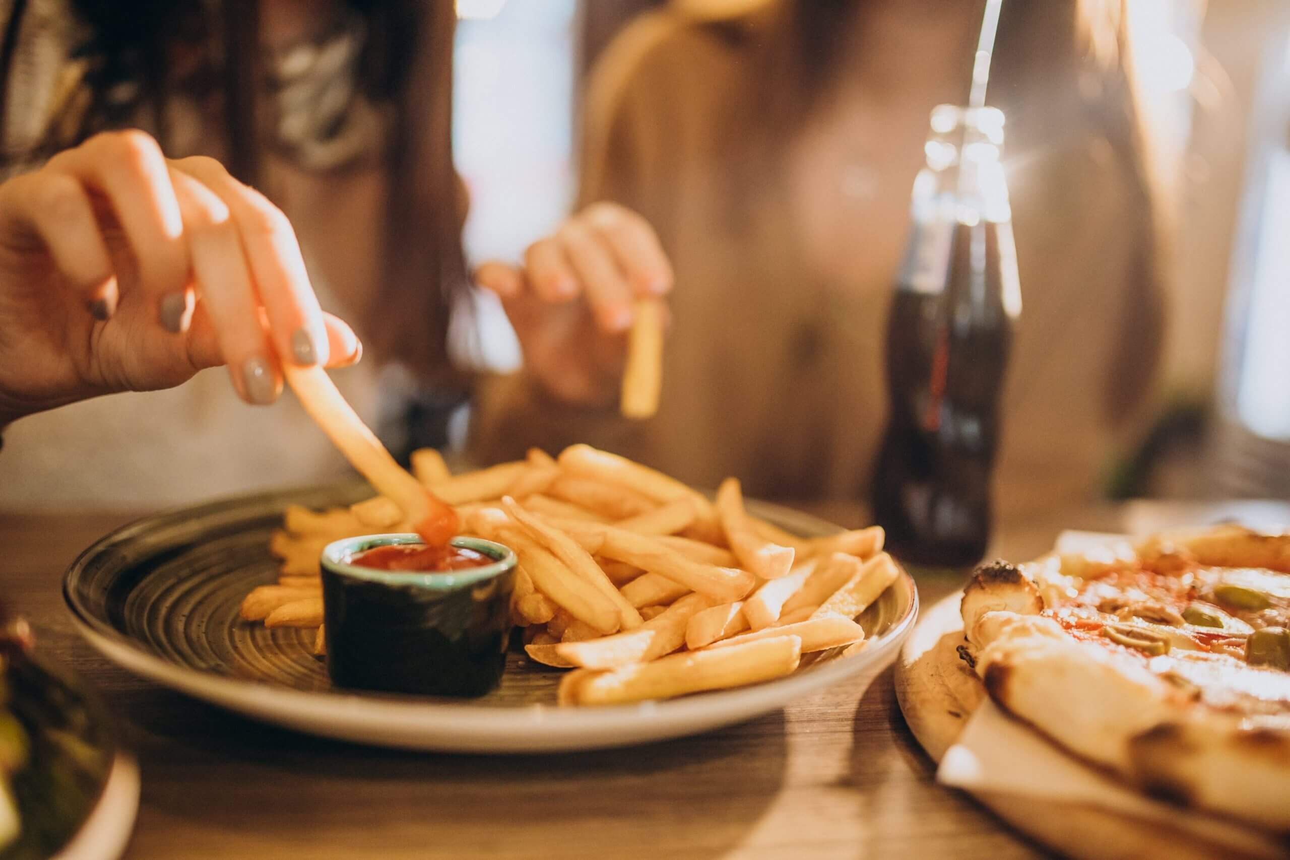 Foods that prevent macular degeneration