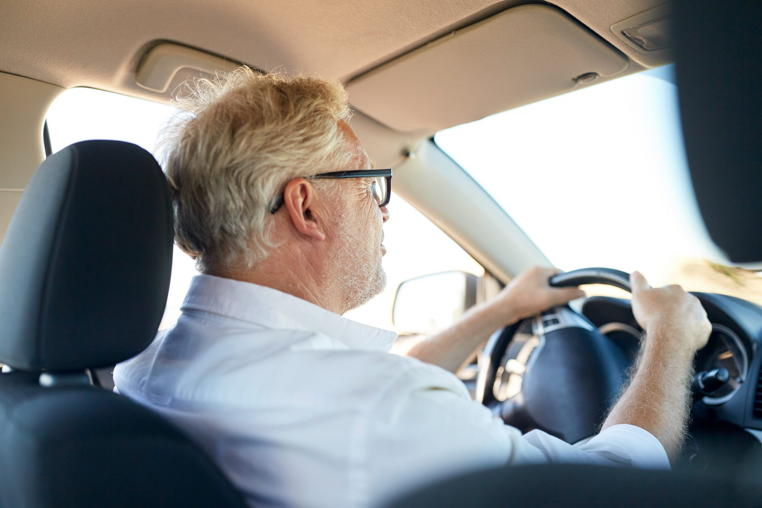 driving with low vision glasses